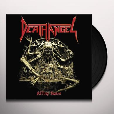Death Angel KILLING SEASON Vinyl Record - Limited Edition
