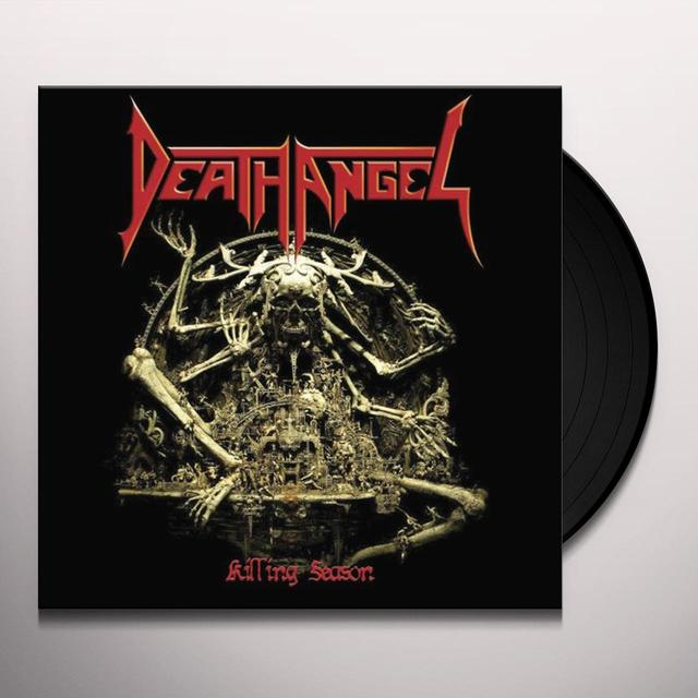 Death Angel KILLING SEASON Vinyl Record - Limited Edition