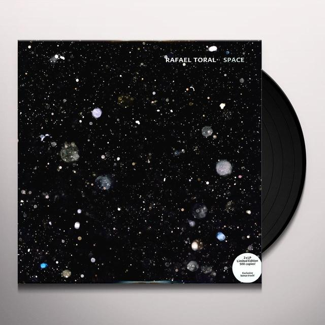 Rafael Toral SPACE Vinyl Record - Limited Edition, 200 Gram Edition