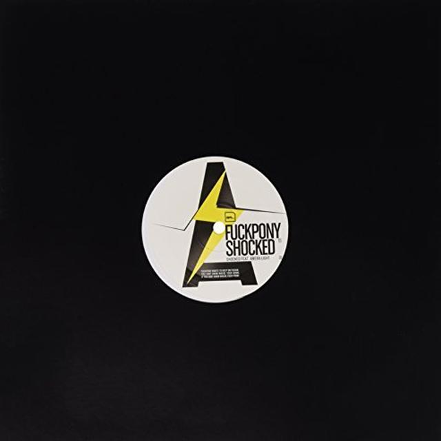 Fuckpony SHOCKED (EP) Vinyl Record