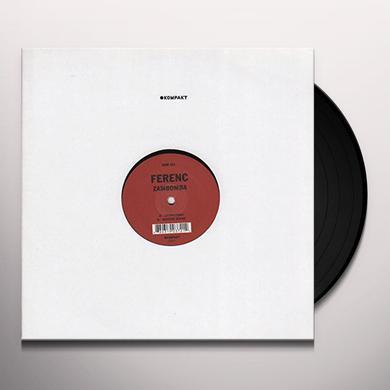 Ferenc ZAMBOMBA Vinyl Record