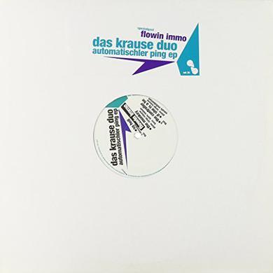 Krause Duo AUTOMATISCHLER PING Vinyl Record