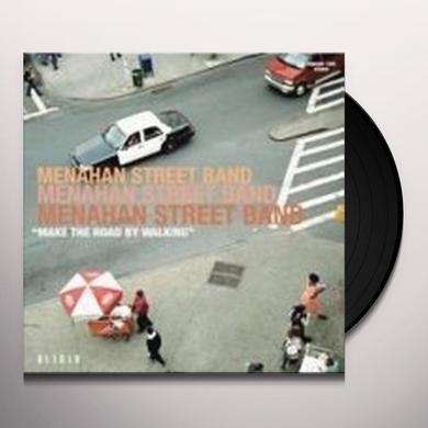 Menahan Street Band MAKE THE ROAD BY WALKING Vinyl Record - Digital Download Included