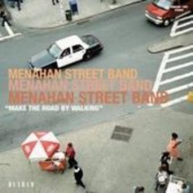 Menahan Street Band MAKE THE ROAD BY WALKING Vinyl Record