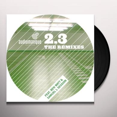 Adultnapper AUDIOMATIQUE 2.3: THE REMIXES Vinyl Record