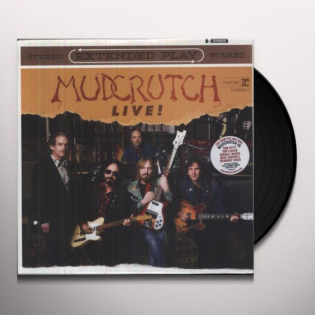 MUDCRUTCH EXTENDED PLAY LIVE (BONUS CD) (EP) (Vinyl)
