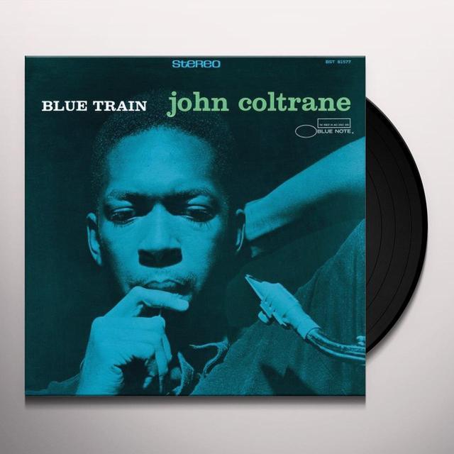 John Coltrane BLUE TRAIN (BONUS CD) Vinyl Record