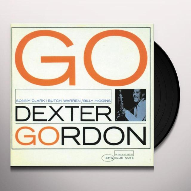 Dexter Gordon GO (BONUS CD) Vinyl Record