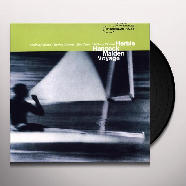 Herbie Hancock MAIDEN VOYAGE (BONUS CD) Vinyl Record