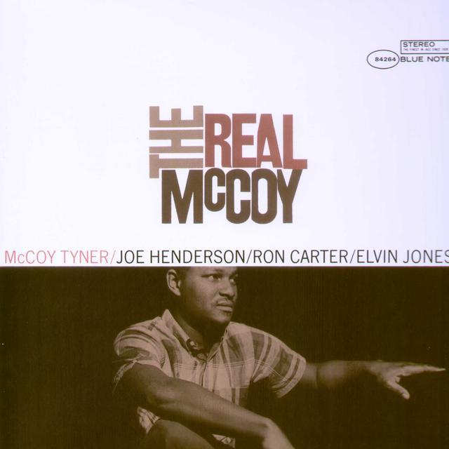 Mccoy Tyner REAL MCCOY Vinyl Record