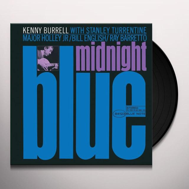 Kenny Burrell MIDNIGHT BLUE (BONUS CD) (Vinyl)