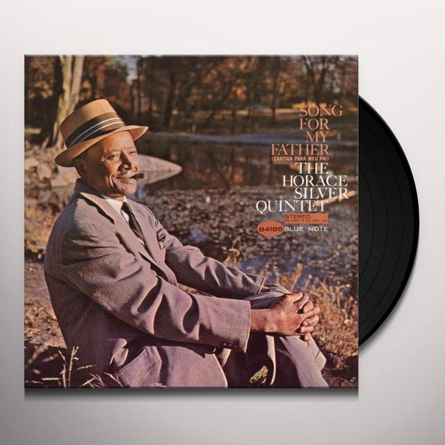 Horace Silver SONG FOR MY FATHER (BONUS CD) Vinyl Record