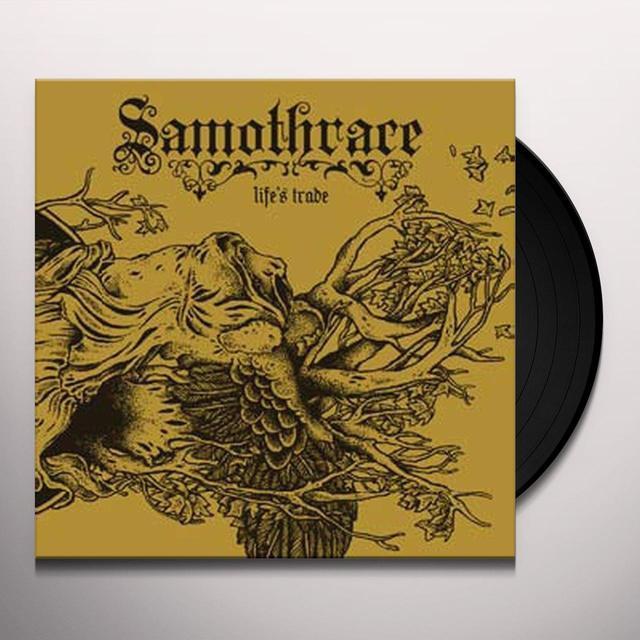 Samothrace LIFE'S TRADE Vinyl Record