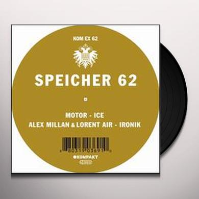 Alex Motor / Millan & Lorent Air SPEICHER Vinyl Record