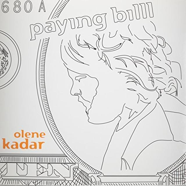Kadar,Olene ( Zwol,Henk Von ) PAYING BILLS (EP) Vinyl Record