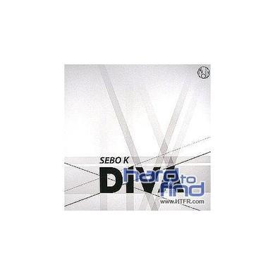 Sebo K DIVA Vinyl Record