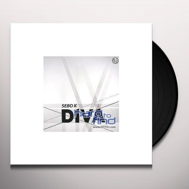 Sebo K DIVA (EP) Vinyl Record
