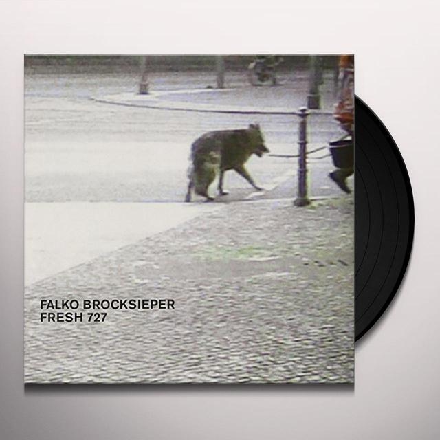 Falko Brocksieper FRESH (EP) Vinyl Record