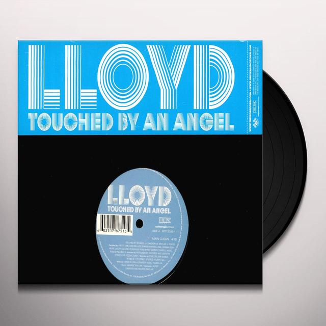Lloyd TOUCHED BY AN ANGEL (X3) Vinyl Record
