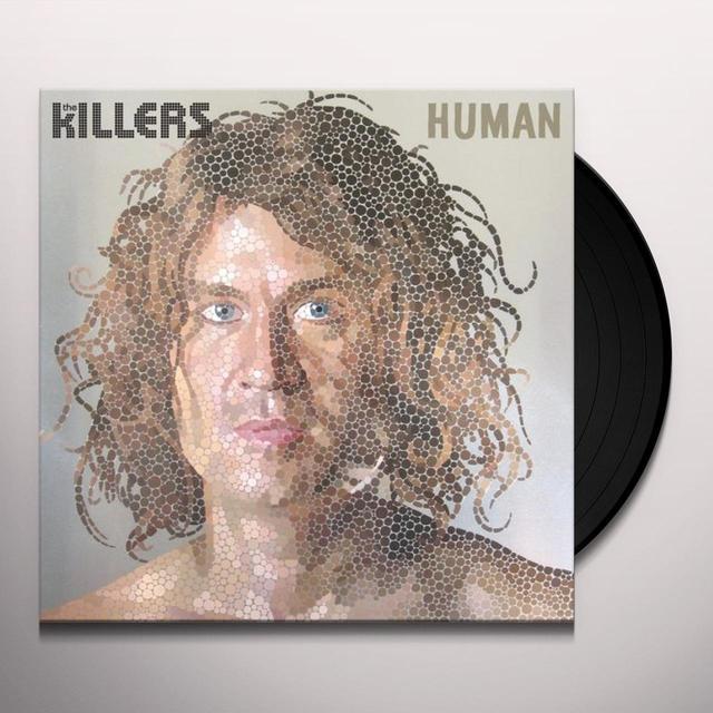The Killers HUMAN / CRIPPLING BLOW (PICT) (SPKG) (Vinyl)