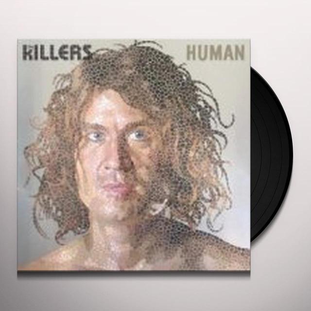 The Killers HUMAN / CRIPPLING BLOW (Vinyl)