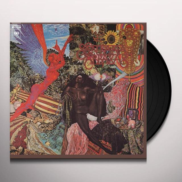Santana ABRAXAS Vinyl Record
