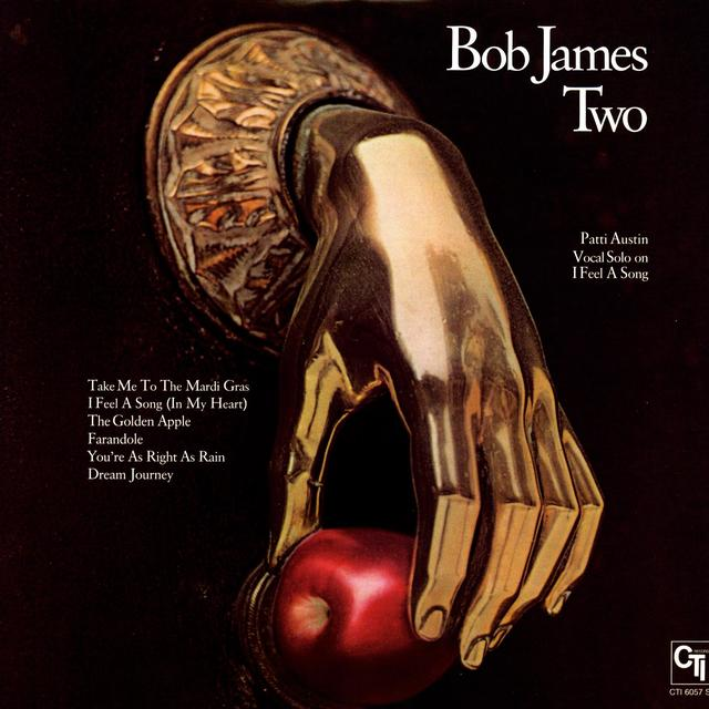 Bob James TWO Vinyl Record