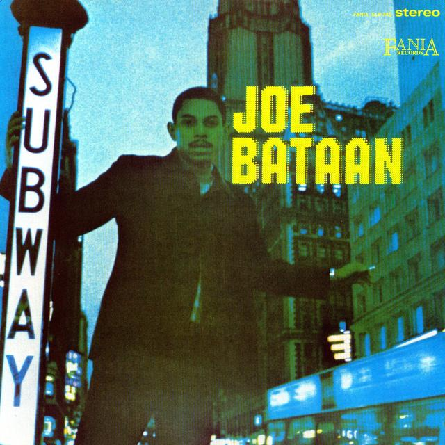 Joe Bataan SUBWAY JOE Vinyl Record