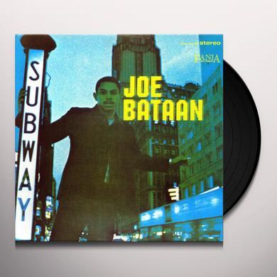 Joe Bataan SUBWAY JOE Vinyl Record