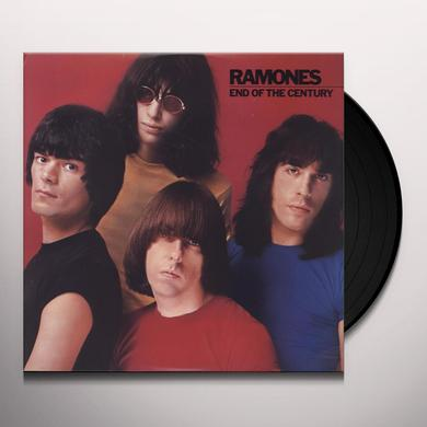 Ramones END OF THE CENTURY Vinyl Record - 180 Gram Pressing