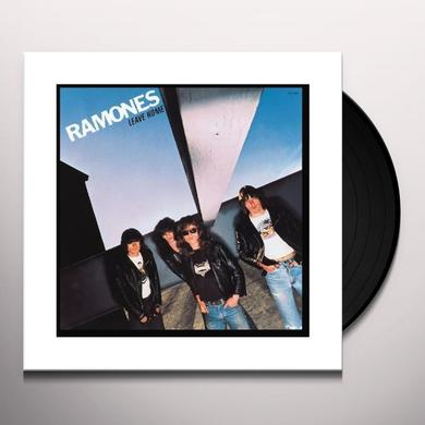 Ramones LEAVE HOME Vinyl Record - 180 Gram Pressing