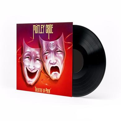 Motley Crue THEATER OF PAIN Vinyl Record