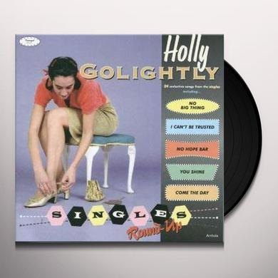 Holly Golightly SINGLES ROUND UP Vinyl Record
