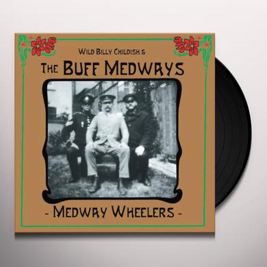 Buff Medways MEDWAY WHEELERS Vinyl Record