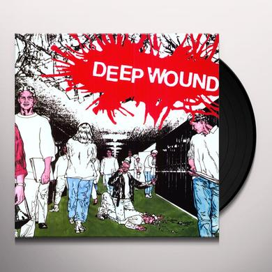 DEEP WOUND Vinyl Record