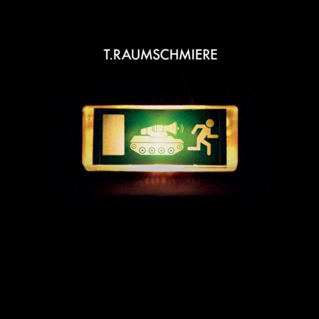 T Raumschmiere I TANK YOU Vinyl Record