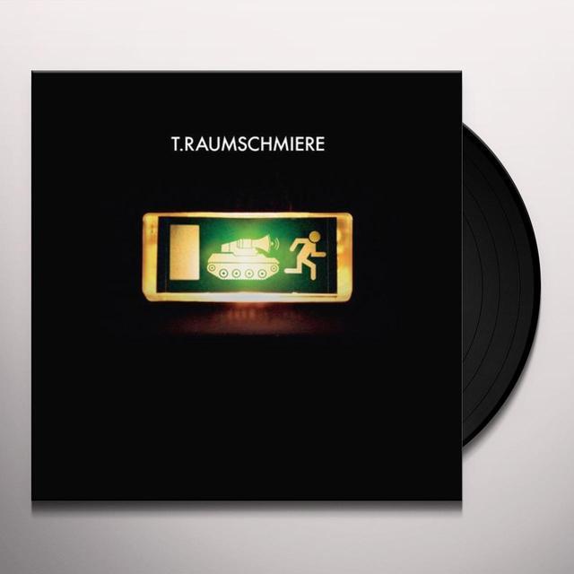 T Raumschmiere I TANK YOU Vinyl Record - w/CD, 180 Gram Pressing