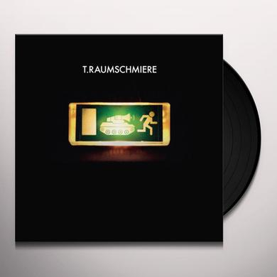 T Raumschmiere I TANK YOU Vinyl Record - w/CD, 180 Gram Pressing