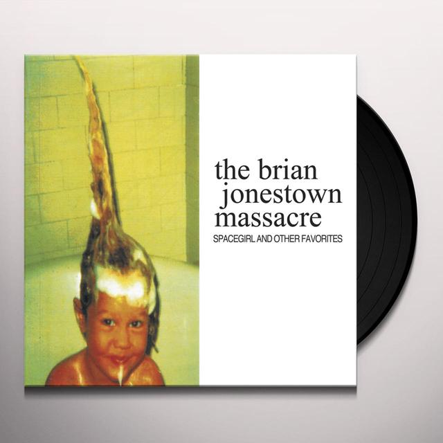 The Brian Jonestown Massacre SPACEGIRL & OTHER FAVORITES Vinyl Record - Limited Edition, 180 Gram Pressing