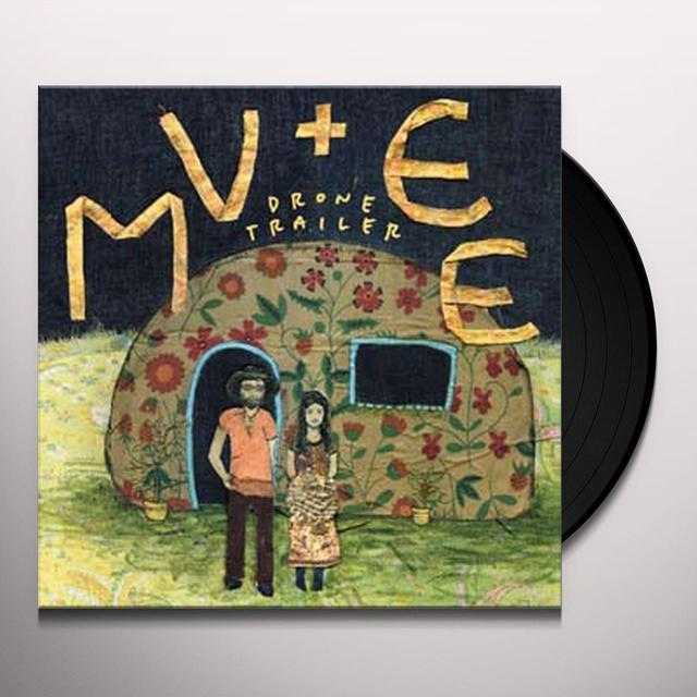 Mv & Ee With The Golden Road DRONE TRAILER Vinyl Record