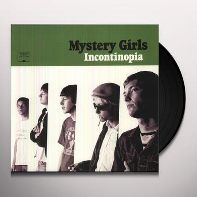 Mystery Girls INCONTINOPIA Vinyl Record