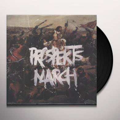 Coldplay PROSPEKT'S MARCH (EP) Vinyl Record