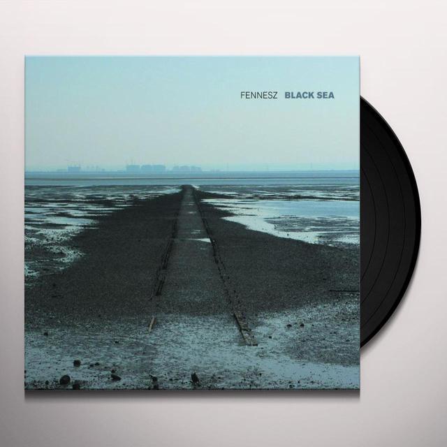 Fennesz BLACK SEA Vinyl Record