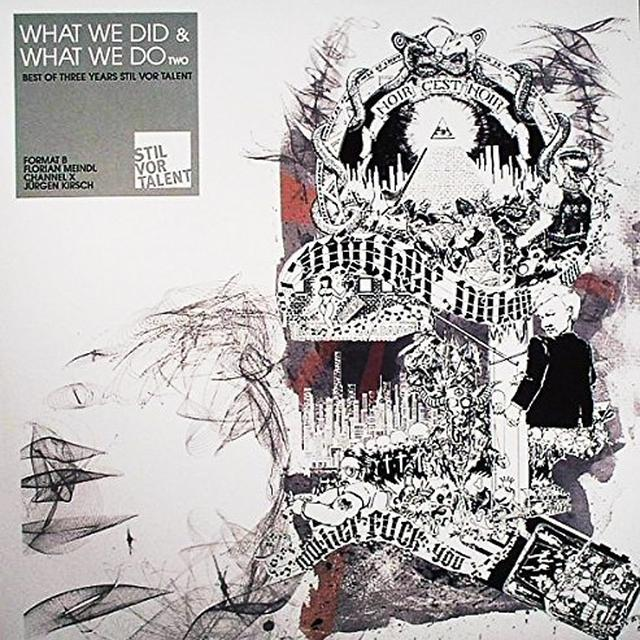 WHAT WE DID & WHAT WE DO TWO / VARIOUS (EP) Vinyl Record
