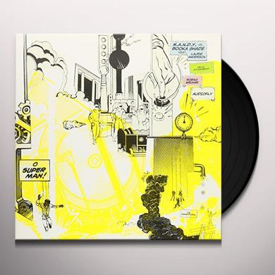 M.A.N.D.Y Vs Booka Shade O SUPERMAN 2 (EP) Vinyl Record