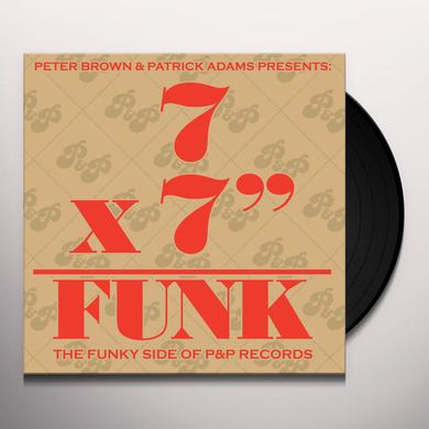 7 X 7 = FUNK / VARIOUS (BOX) Vinyl Record