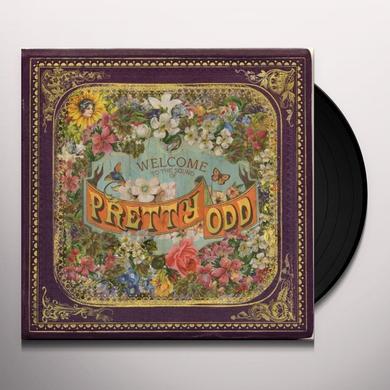 Panic At The Disco PRETTY ODD Vinyl Record