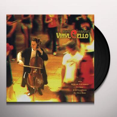 Matt Haimovitz VINYLCELLO Vinyl Record