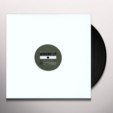 Zander Vt GET UP (EP) Vinyl Record