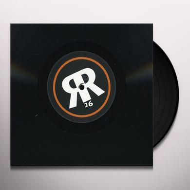 Marek Bois BOISSCHE UNTIEFEN REMXS (EP) Vinyl Record